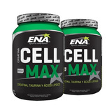Ena Cell Max ( Creatina + Taurina + Ácido Lipoico )