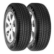 Paquete De 2 Llantas 205/55 R16 Pirelli P7 91v Dot 2019 Msi