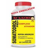 3 Somatodrol, Pré-hormonal, 180cap. 100%original Fret Gratis