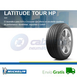Cubierta 245/60r18 104h Michelin Latitude Tour // Calzetta
