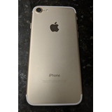 Iphone 7 Dourado 128gb Novíssimo Oportunidade Perfeita!