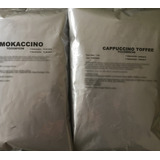 3kg Cappuccino Variados Para Maquinas De Café Vending