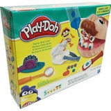 El Dentista Bromista Play-doh Dr Drill Masas Para Modelar