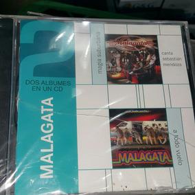 Cd Música Cumbia Malagata Magia Suburbana A Todo Vuelo