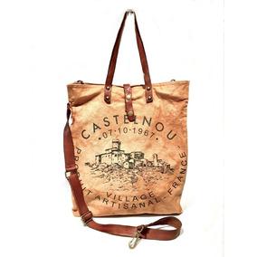 Tote Bag Camel