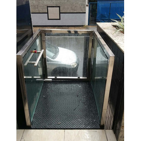 Elevador/plataforma De Acessibilidade Em Inox (1 Metro)