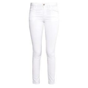 Pantalón Skinny Blanco Guess 100% Original