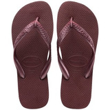 Sandalia Havaianas Top Chinelo Metallic 33/34