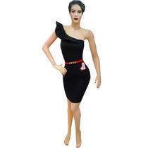 Vestido Pin Up Rockabilly Vintage Elast.fiesta No Las Oreiro