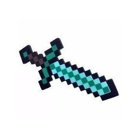 Espada Minecraft 50 Cm Eva Pronta Entrega