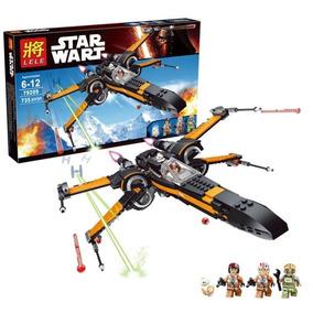 Lego Nave Lele Star Wars 735 Piezas + 4 Figuras + Accesorios
