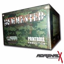 Caja Con 2000 Capsulas Demmented Calidad Torneo
