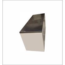 Congelador Cofre Tapa Acero Inox 25 Pes Usado Marca Torrey