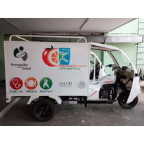 Motocarro Caja Metalica En Todo Quintana Roo