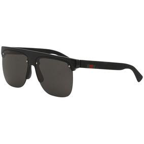 28a4d8803424c Óculos De Sol Gucci Preto Black Gg8759 - Óculos De Sol no Mercado ...