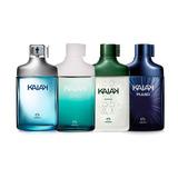 Kit Com Os Melhores Perfumes Da Natura Kaiak