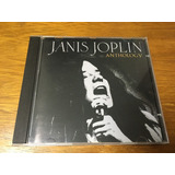 Cd Janis Joplin Anthology Frete R$ 8,50