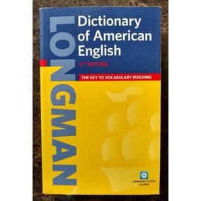 Longman Dictionary Of American English +cd ¡envío Gratis!