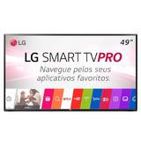 Smart Tv Led 49 Polegadas Lg 49lj551c Full Hd 2 Hdmi Wifi Us