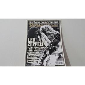 Led Zeppelin - Rolling Stone - Edição De Colecionador
