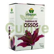 Farinha De Ossos 1kg - Vitaplan