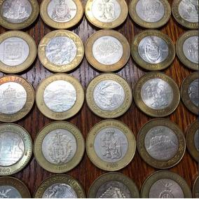 Monedas $100 De Los Estados. A Granel Para Ahorrar En Plata