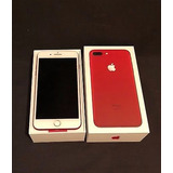 Apple Iphone 7 Plus 256gb Unlocked Rojo