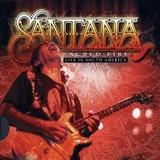 Cd Carlos Santana Sacred Fire Live In South America