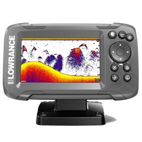 Ecosonda Con Gps Display 109mm Hook 2 4x Horizontal