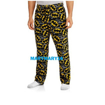 Pijama Pantalón Caballero Minions Batman Flash Dc Original
