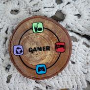 Porta Copo Artesanal - Gamer