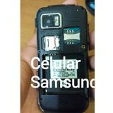 Celular Samsung Sgh-a897 Mythic Para Piezas O Reparar
