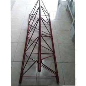 Torre De Comunicacion 2mts X60cm Y 2 Mts X 40cm Pintados