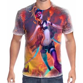 Camisa Camiseta League Of Legends