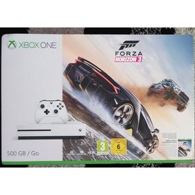 Xbox Bundle Forza Horizon 3 Digital Só Capital E Interior