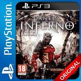 Dantes Inferno Ps3 Digital Elegi Reputacion Al Comprar