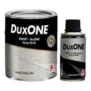 Dx0591 - Duxone Verniz Pu Com Catalizador Dx0159