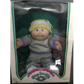 Cabbage Patch Kids Vintage Colección En Caja Coleco
