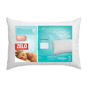 Travesseiro Matelassê Comfort Nasa 0.42x0.62m