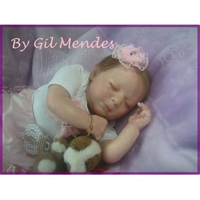 Bebê Realborn Kit Kimberly ( Sob Encomenda)
