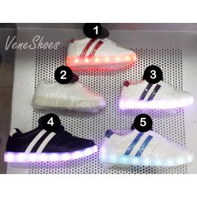 Zapatos Led Luces De Colores Tallas Desde La 25 A 35