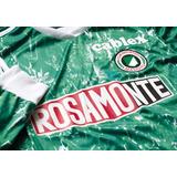 Camiseta Mandiyú De Corriente Retro 1992 Nevada Rosamonte