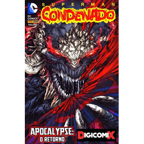 Superman: Condenado - Saga Completa (hq Digital)