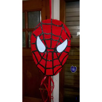 Piñata Hombre Araña Spiderman