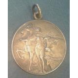 Medalla De Plata Censo Ganaderia Provincia Buenos Aires 1916