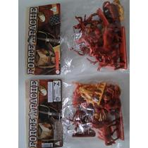 Kit 24 Personagens 2 Pacotes Originais Forte Apache Gulliver