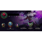 Conta Lol - League Of Legends - Platina V - Promoção!!