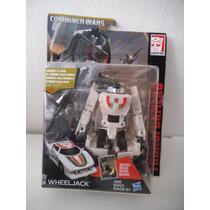 Wheeljack Transformers Combiners Wars Hasbro