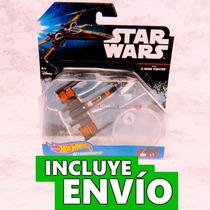 Hot Wheels Nave Star Wars Poe