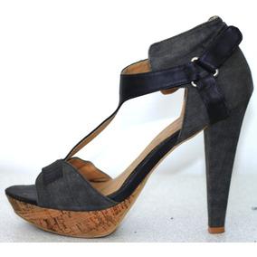 Zapatos De Dama Marca Nicolee Italianos Solo Una Vez Usados